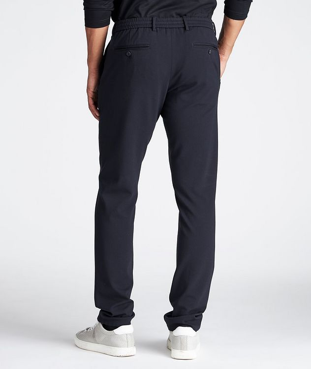 Technical-Stretch Drawstring Pants picture 2
