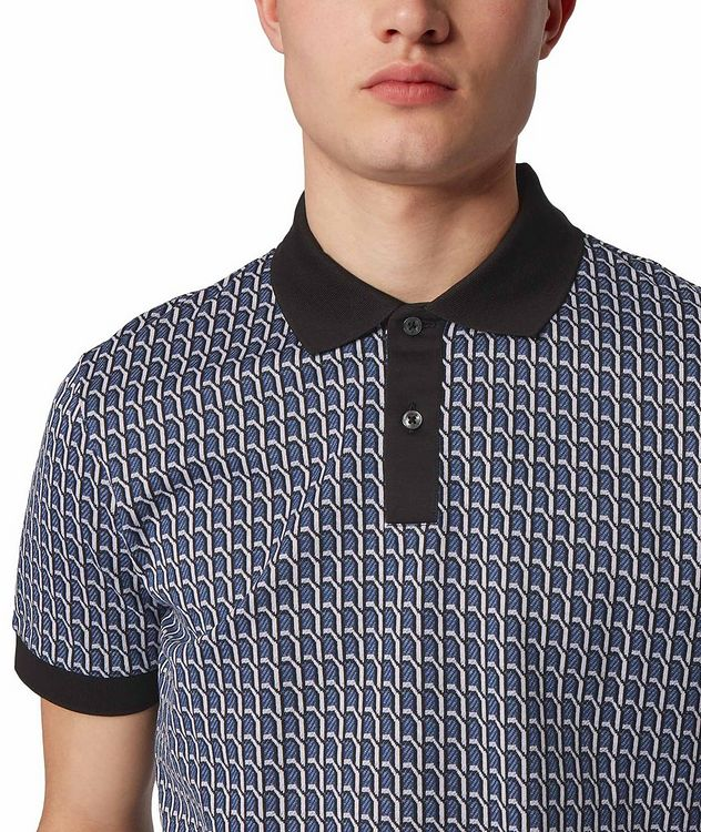 Textured Knit Polo picture 5