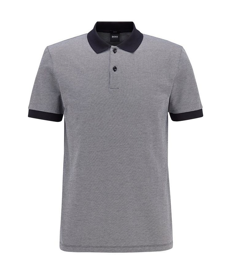 Phillipson Slim-Fit Cotton Polo image 0