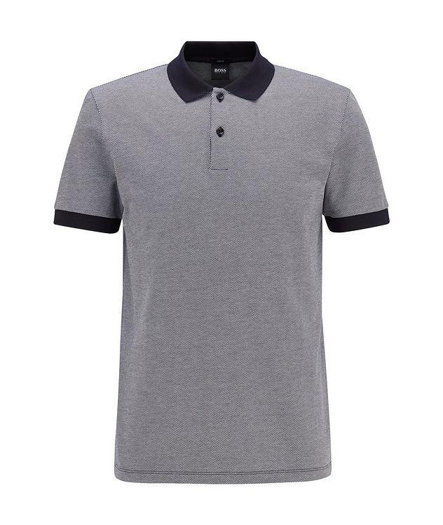 Phillipson Slim-Fit Cotton Polo picture 1