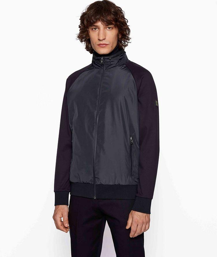 Seegar Performance Zip-Up Sweater image 1