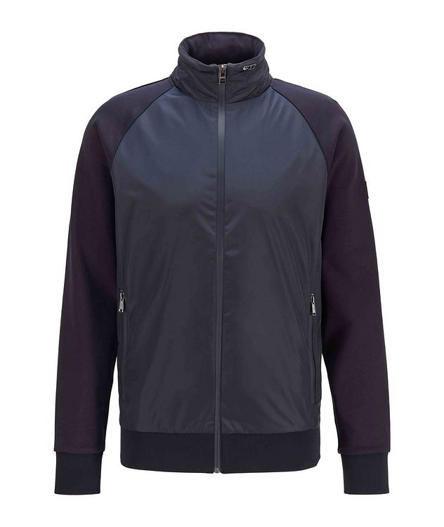 Seegar Performance Zip-Up Sweater picture 1