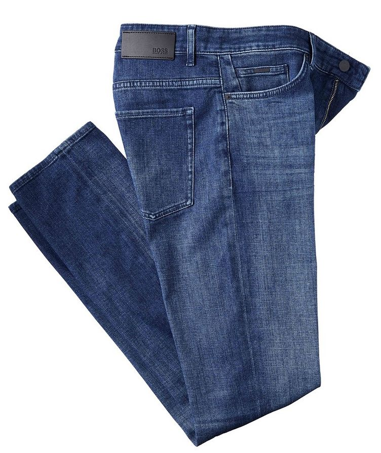 Delaware Stretch-Cotton Jeans image 0
