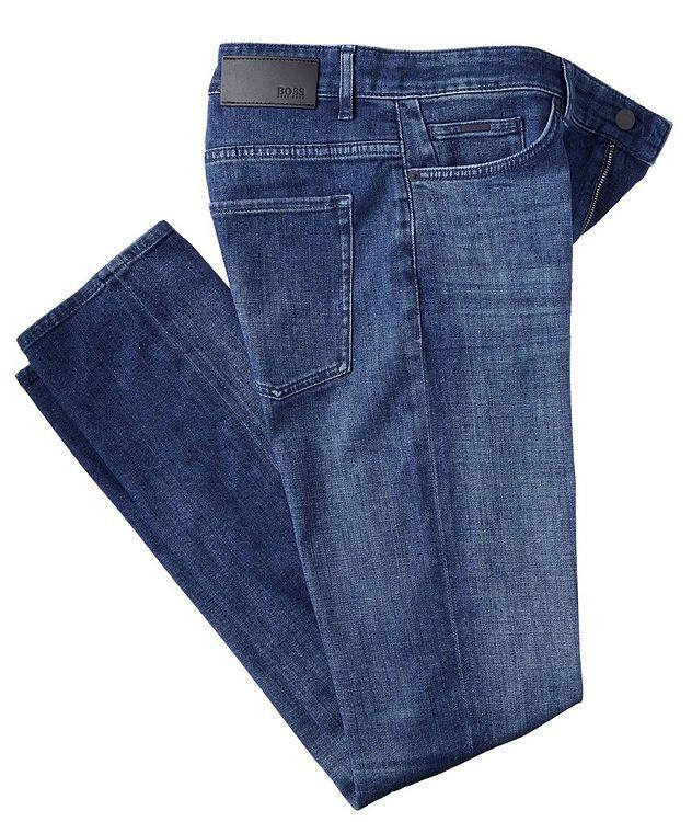 Delaware Stretch-Cotton Jeans picture 1