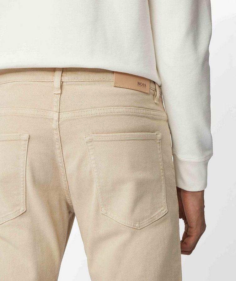 Delaware3 Stretch-Cotton Jeans image 4