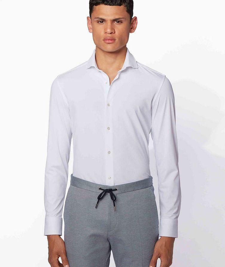 Slim Fit Travel Dress Shirt image 1