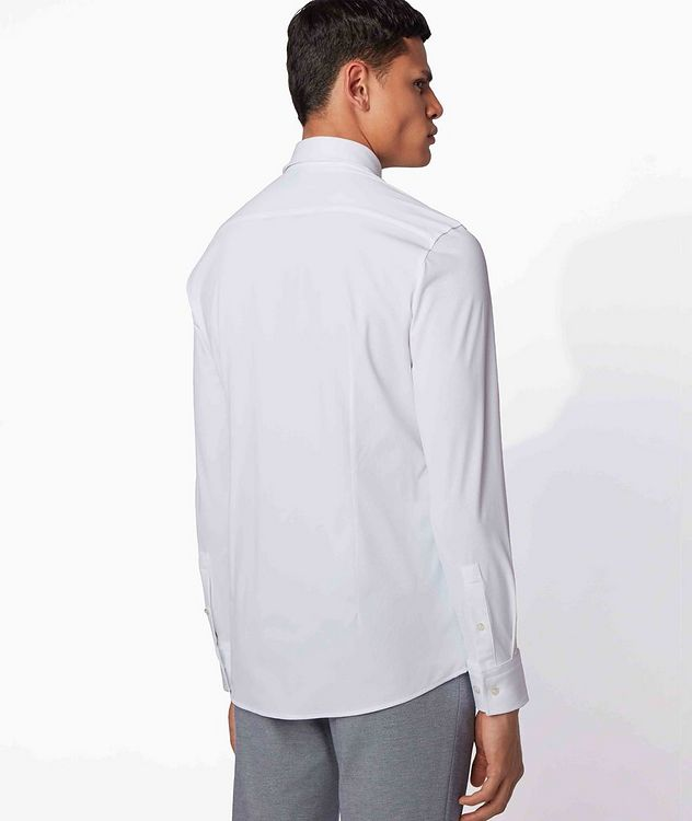 Slim Fit Travel Dress Shirt picture 3