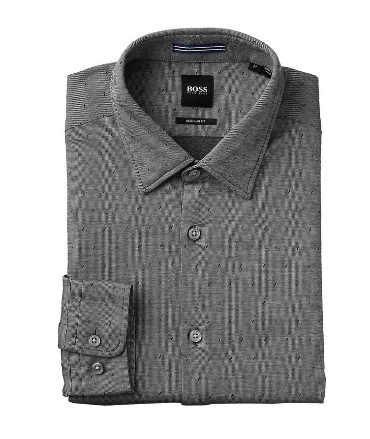 Lukas Contemporary Fit Printed Shirt image 0