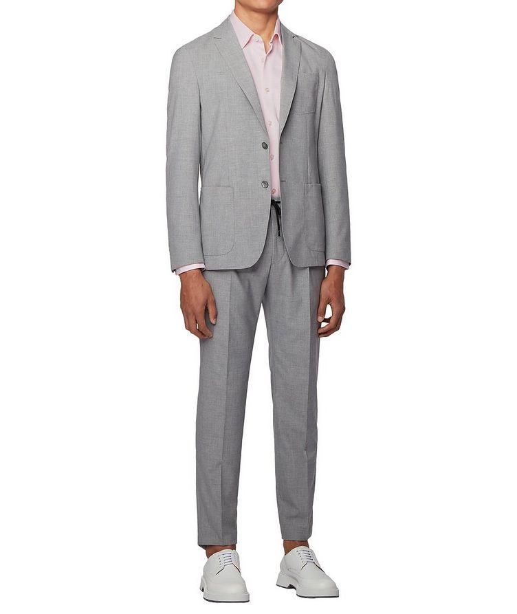 Slim Fit Cotton Piqué Shirt image 4