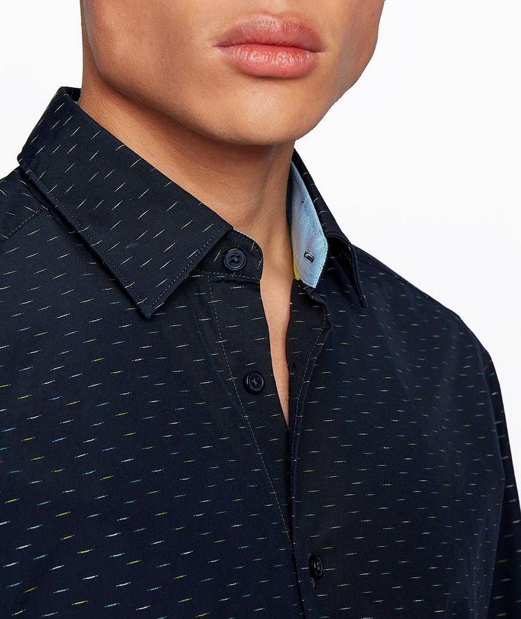 Chemise en coton de coupe amincie image 4