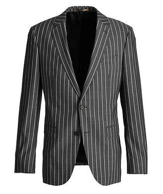 BOSS Novan6/Ben2 Pinstriped Suit