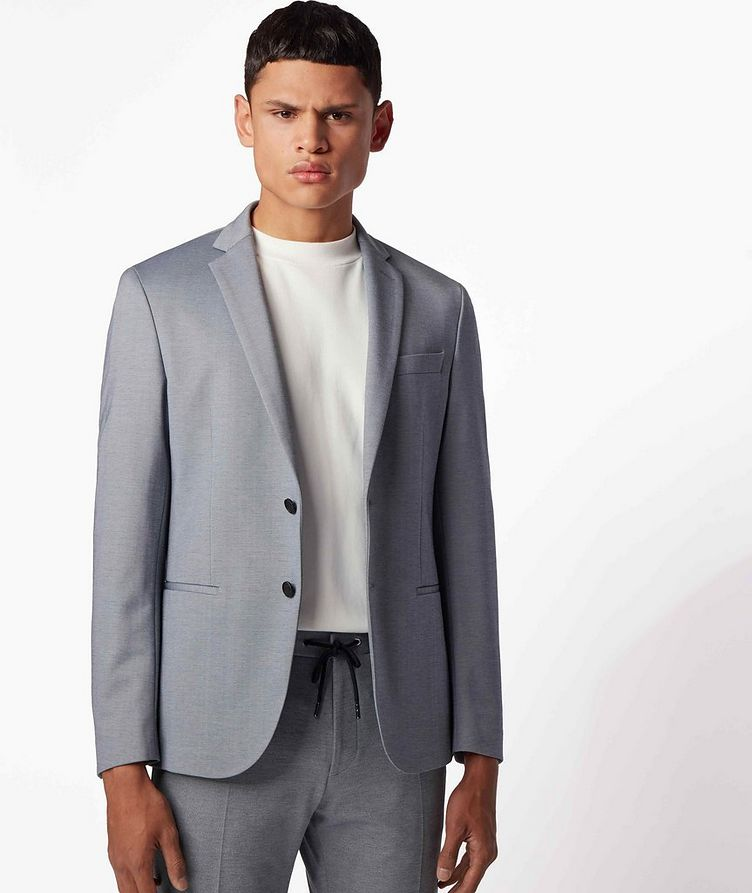 Norwin4 Cotton-Blend Sports Jacket image 1
