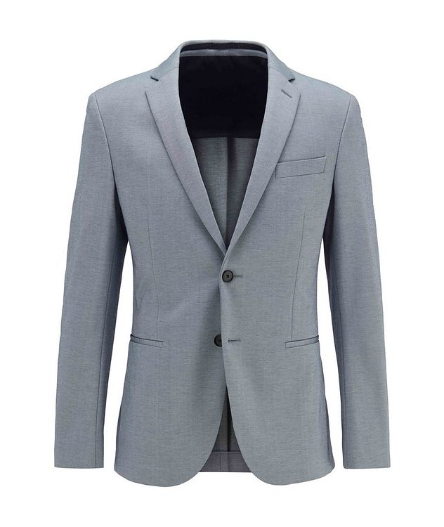 Norwin4 Cotton-Blend Sports Jacket picture 1