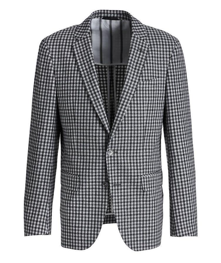 Veston Hartlay2 en coton et laine à carreaux vichy image 0