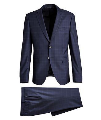 BOSS Reymond/Wenten Checked Suit