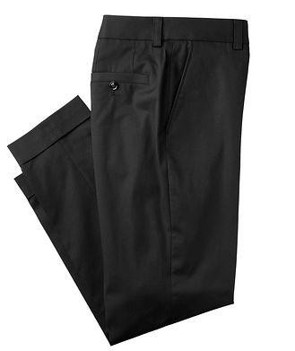 BOSS Cotton Trousers