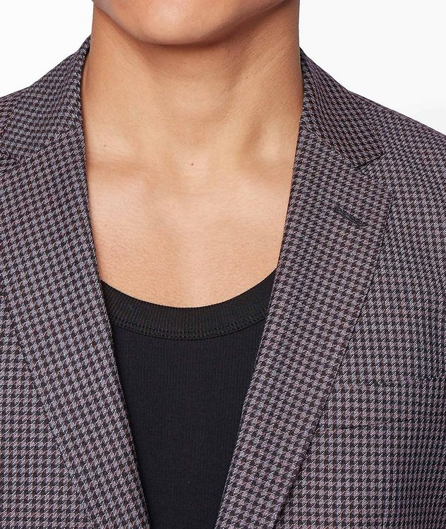 Hartlay2 Houndstooth Sports Jacket picture 4