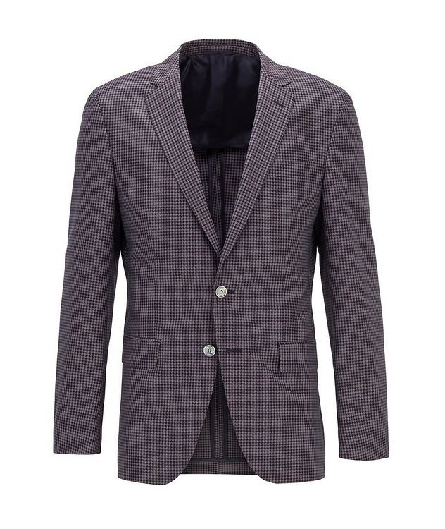Hartlay2 Houndstooth Sports Jacket picture 1