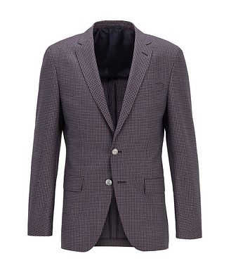BOSS Hartlay2 Houndstooth Sports Jacket