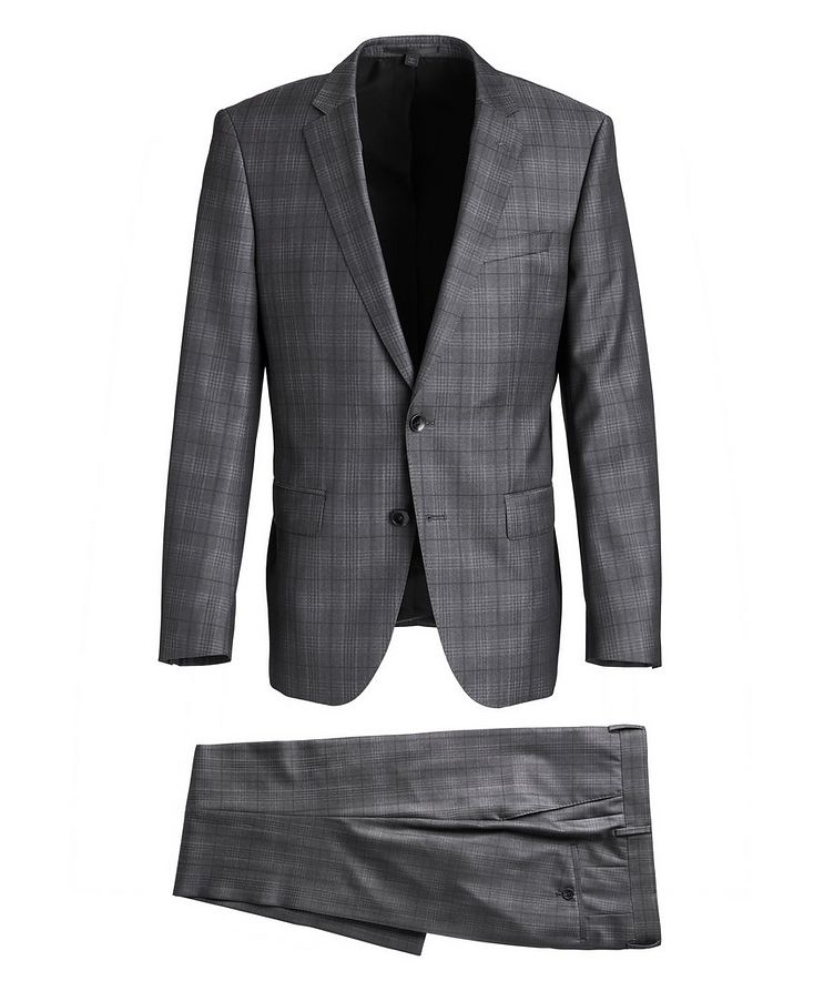 Huge6/Genius5 Checked Suit image 0