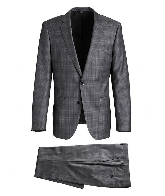 Huge6/Genius5 Checked Suit picture 1