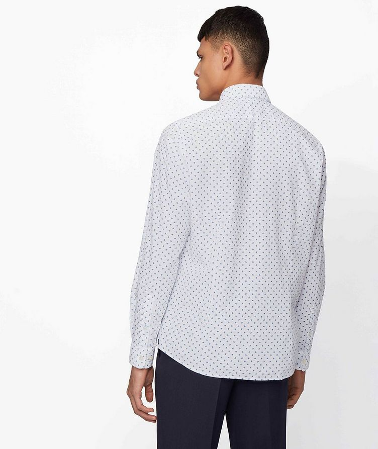 Lukas Contemporary Fit Printed Shirt image 3