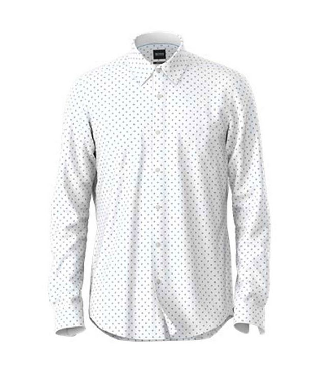 Lukas Contemporary Fit Printed Shirt picture 1