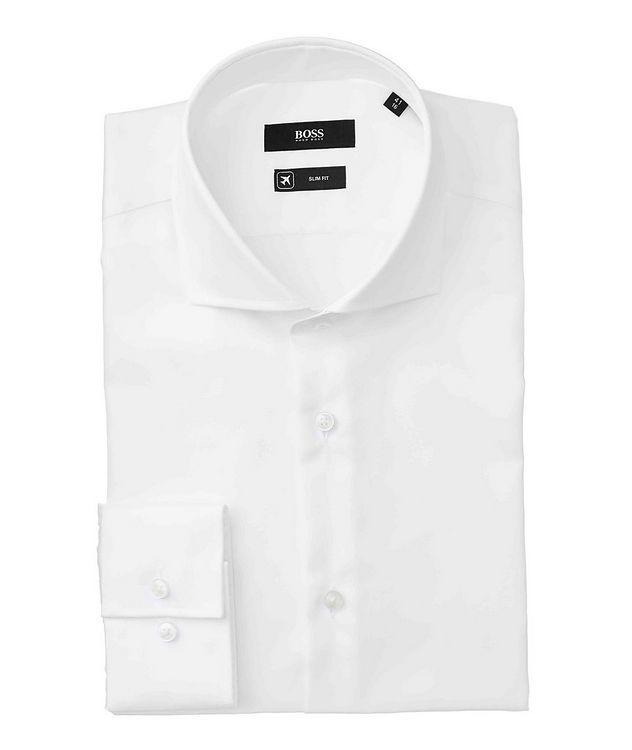 Slim Fit Travel Dress Shirt picture 1