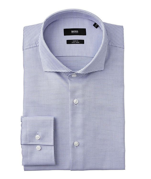 Slim Fit Easy-Iron Dress Shirt picture 1