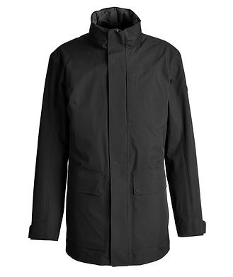 Z Zegna Three-In-One Water-Resistant Jacket