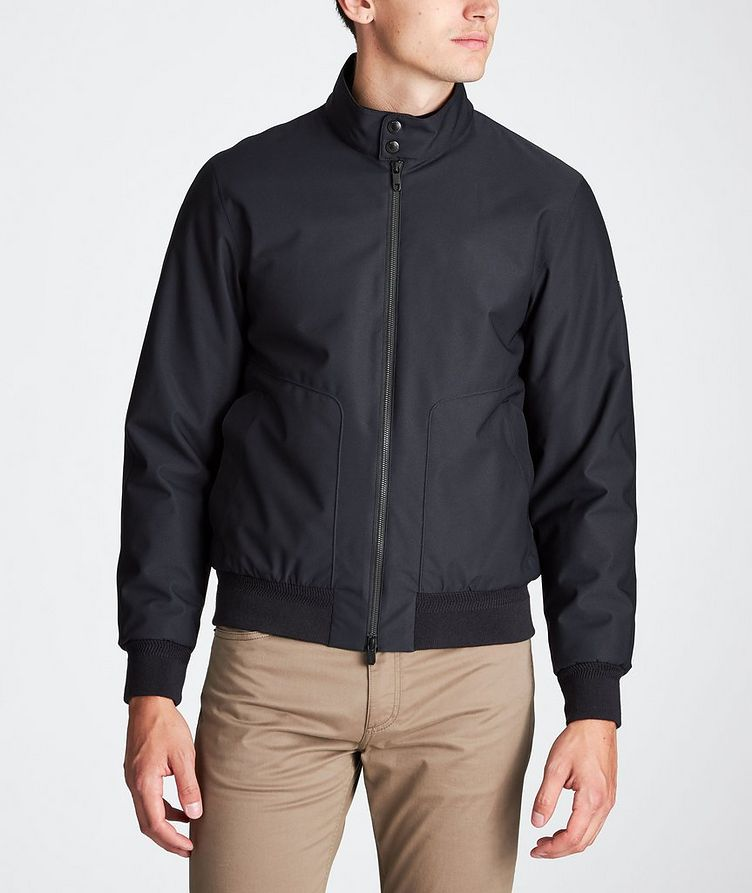 Microtene Water-Resistant Bomber Jacket image 1
