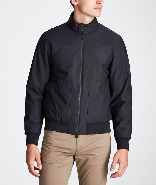 Microtene Water-Resistant Bomber Jacket picture 2