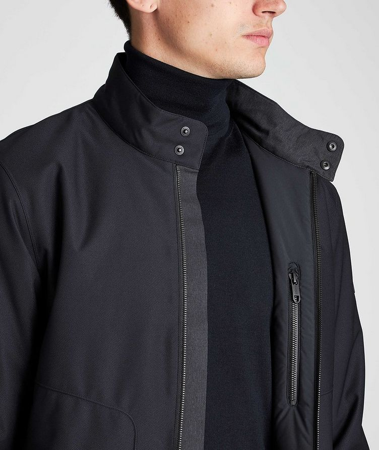 Microtene Water-Resistant Bomber Jacket image 3