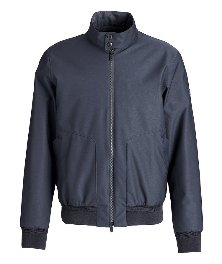 Microtene Water-Resistant Bomber Jacket image 0