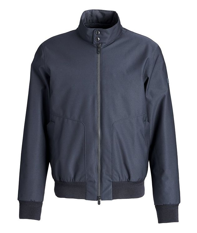 Microtene Water-Resistant Bomber Jacket picture 1