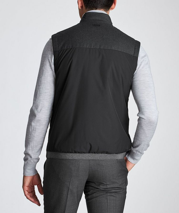 Feather-Free Down Vest image 2