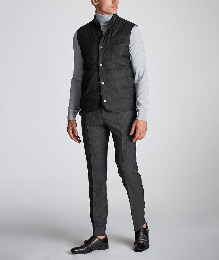 Feather-Free Down Vest image 5