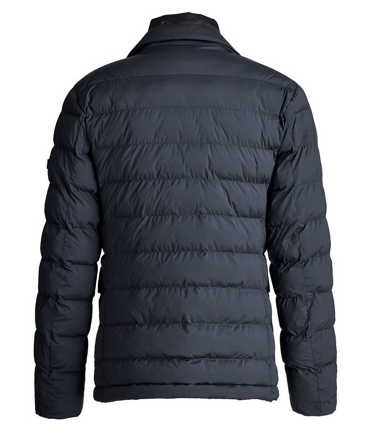 Quilted Feather-Free Down Jacket image 1