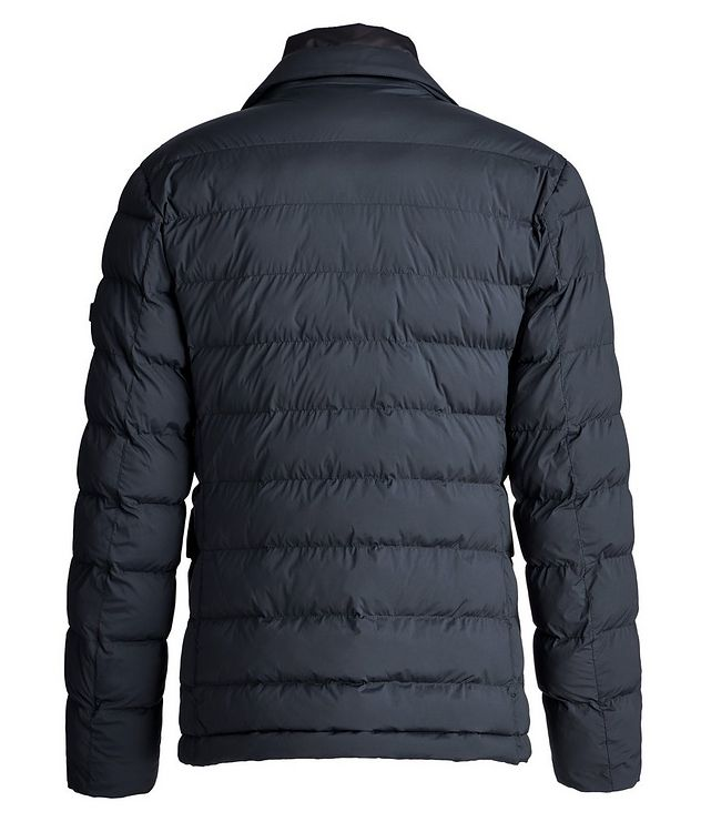 Quilted Feather-Free Down Jacket picture 2
