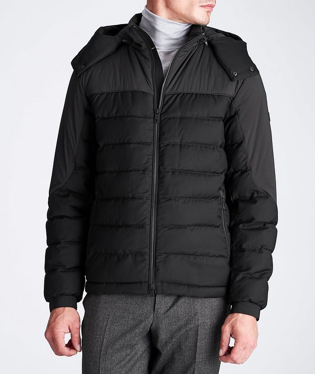 Techmerino Feather-Free Down Jacket picture 2