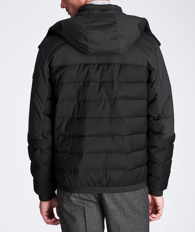 Techmerino Feather-Free Down Jacket picture 3