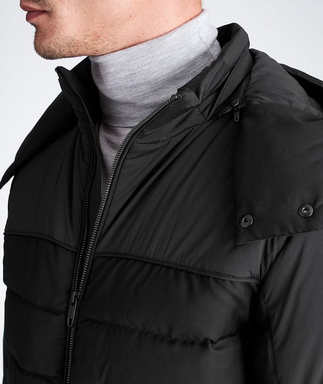 Techmerino Feather-Free Down Jacket picture 5