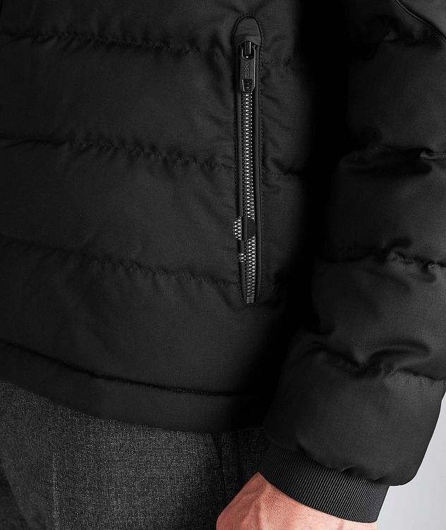 Techmerino Feather-Free Down Jacket picture 6