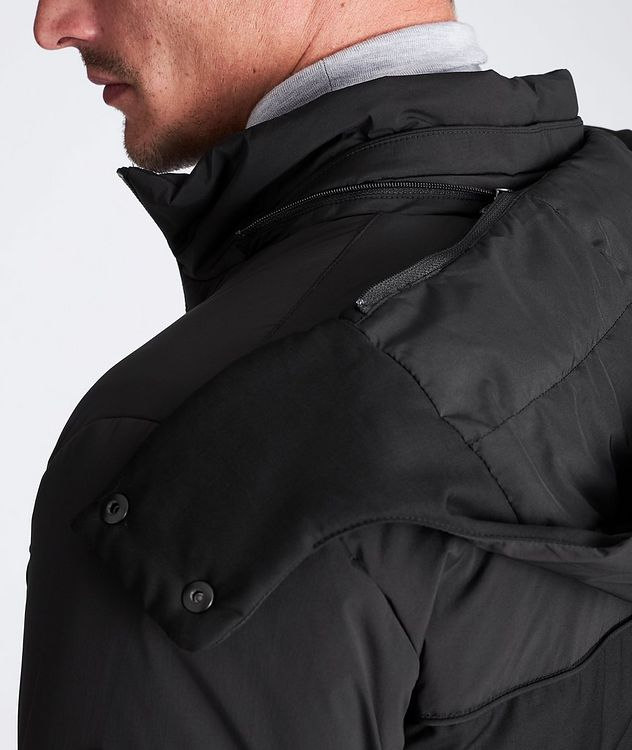 Techmerino Feather-Free Down Jacket picture 7