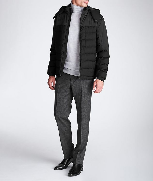 Techmerino Feather-Free Down Jacket picture 8