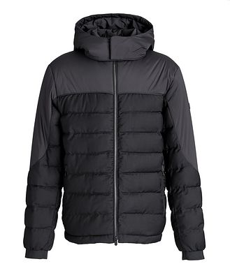 Z Zegna Techmerino Feather-Free Down Jacket