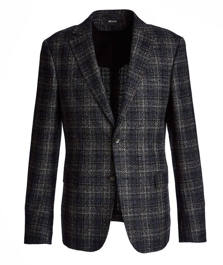 Drop 8 Deco Checked Sports Jacket image 0