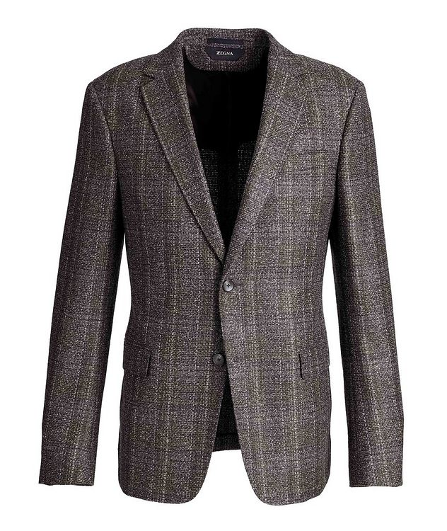 Drop 8 Deco Checked Sports Jacket picture 1