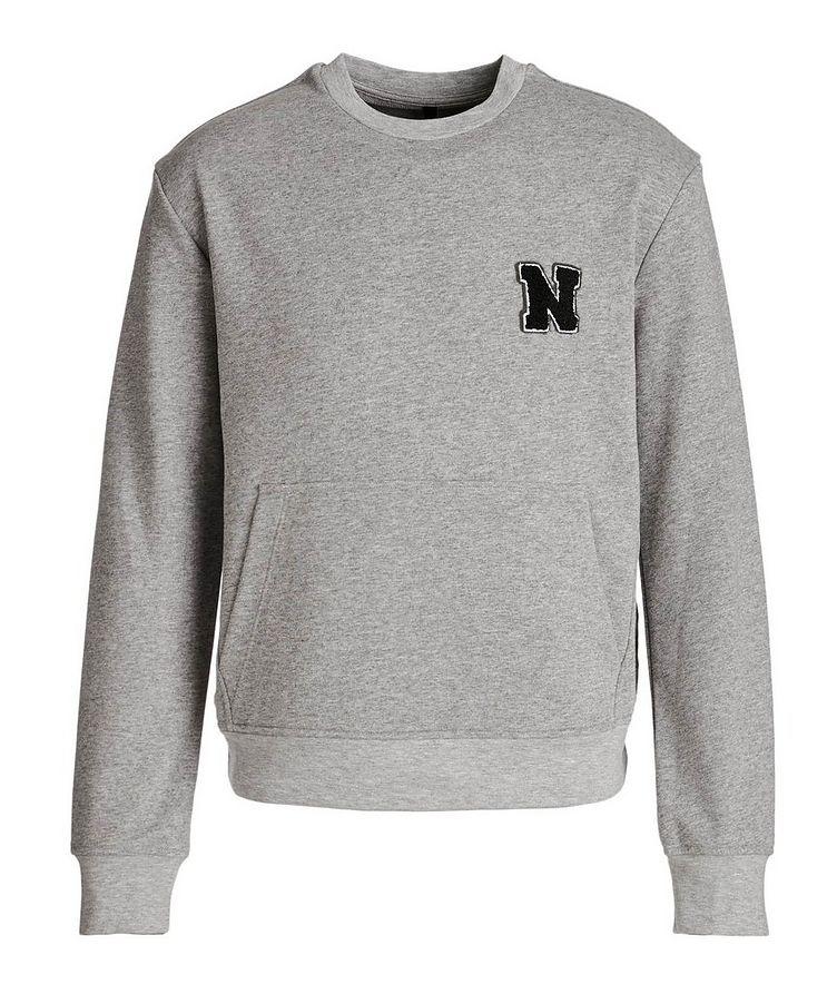 Cotton-Blend Sweatshirt image 0