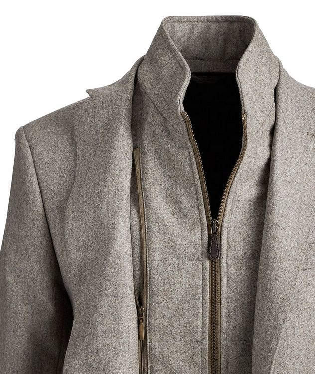 Wool Sports Jacket picture 2
